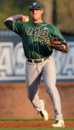 UAB's John Frost loosens up in Homewood, Ala., Tuesday, April 9, 2013.  (Mark Almond/malmond@al.com) ORG XMIT: ALBIN